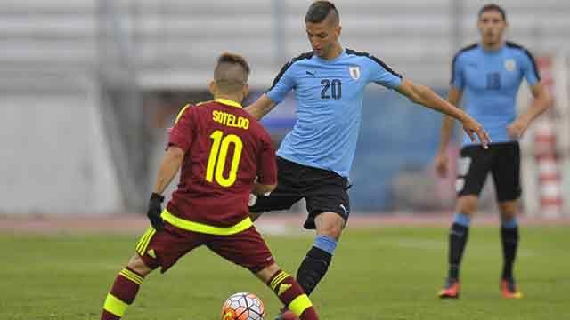 Clásico por el Sub-20 de Ecuador: Uruguay-Argentina juegan a las 21.15