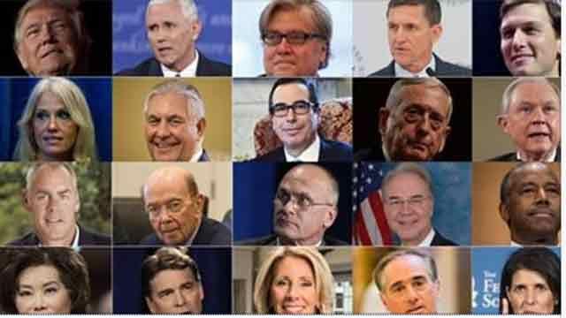 El club de los millonarios que gobernará Estados Unidos junto con Trump
