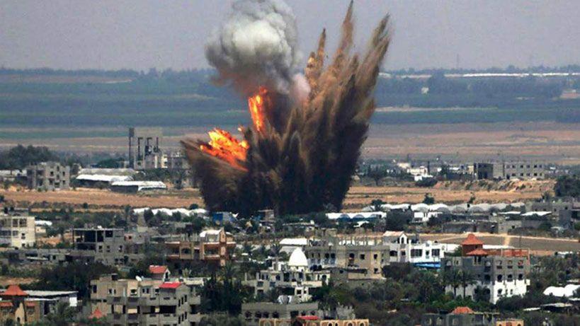 Ataque de EE.UU. en Siria mata a más de 100 combatientes de Al Qaeda
