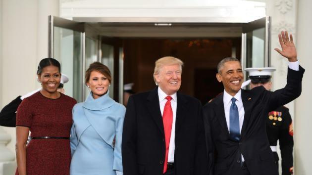 Presidencia Trump, día 1: El movimiento continúa, el trabajo comienza