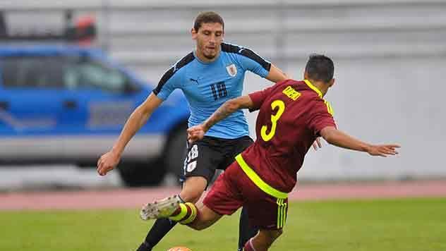 Uruguay empató con Venezuela en el debut del Sudamericano Sub 20