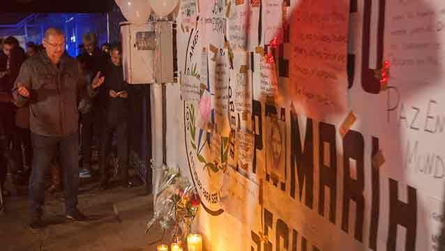 Operativos mochila segura tras tiroteo en una escuela mexicana