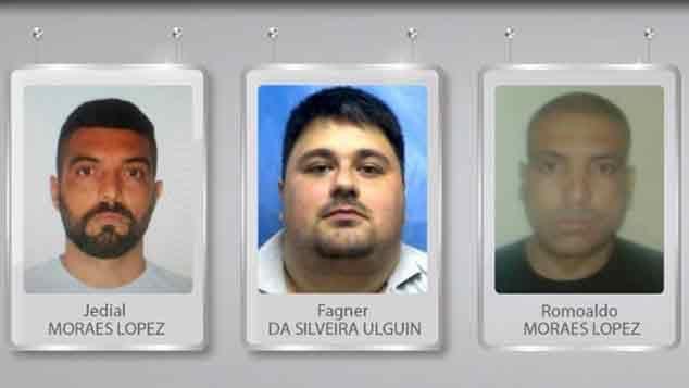 Ahora son tres los buscados por tiroteo y homicidio en cambio de Rivera