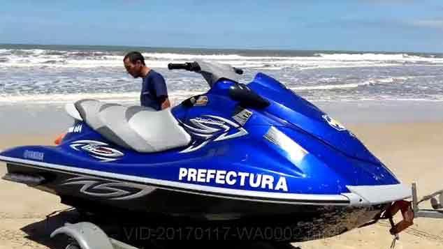 Desapareció un joven de Rivera en la playa de La Coronilla