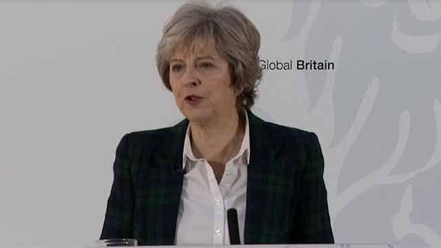 """Reino Unido quiere """"Brexit"""" en etapas para evitar salida brusca de la UE"""