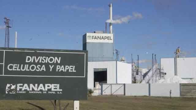 UTE va al rescate de Fanapel: ofrece rebaja de energía de hasta el 30%