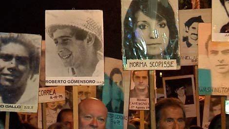 Sendic viaja a Roma a juicio contra militares del Plan Cóndor
