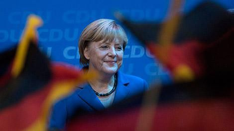 Trump criticó a Merkel por abrir las puertas de Alemania a los migrantes
