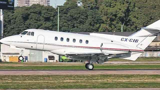 El avión que quiere Presidencia ya tuvo once propietarios desde 1979