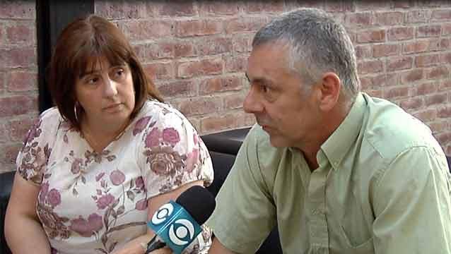 """Padres de Ignacio Susaeta señalan """"errores"""" en la búsqueda de su hijo"""