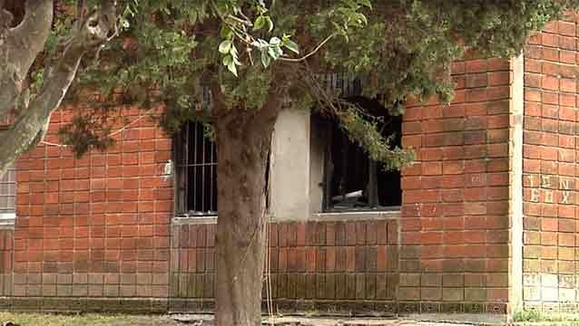 Varios detenidos por incendio que causó la muerte de una mujer policía