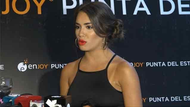 """Lali Espósito conquistó Punta del Este con su espectáculo """"Soy"""""""