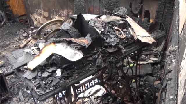 Falleció el niño rescatado por policías del incendio en su casa en Artigas