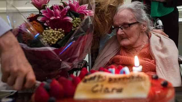 Muere a los 105 años la periodista que anunció inicio de la Segunda Guerra