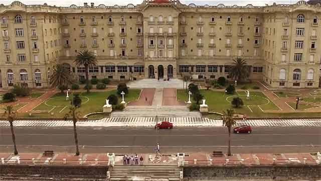 Gobierno declaró desierta la licitación del Argentino Hotel de Piriápolis