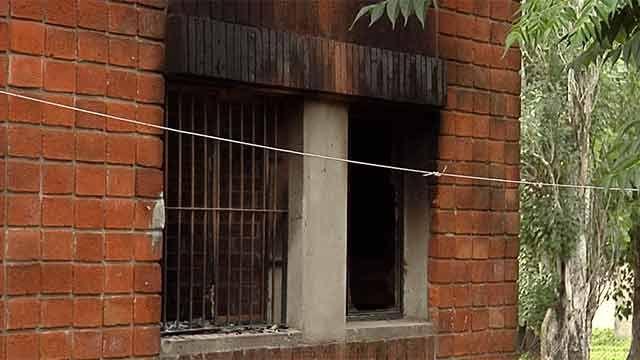 Mujer policía falleció en incendio en Casavalle; investigan si fue atentado