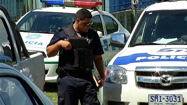 13 trabajadores del transporte detenidos por explotación sexual de menores