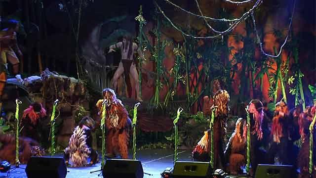 El Carnaval de las Promesas se vive a pleno en el Teatro de Verano