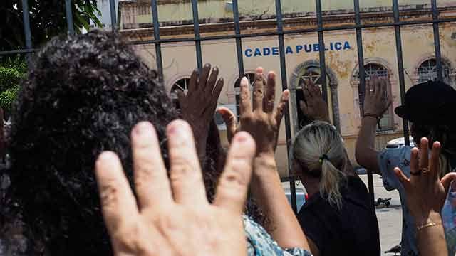 Nuevo motín en cárcel de Brasil: cuatro reclusos muertos