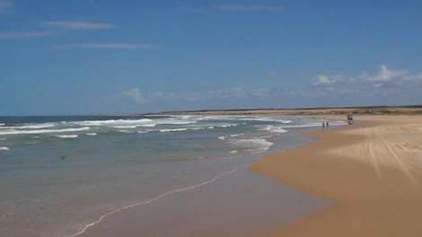 Joven de 20 años falleció ahogado mientras se bañaba en playa no habilitada