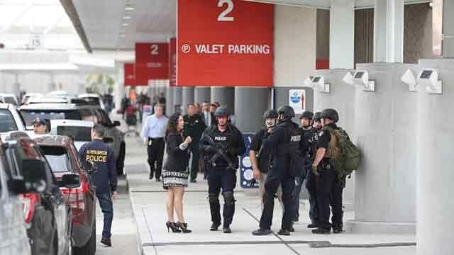 Reabren el Aeropuerto de Florida tras ataque que dejó cinco muertos