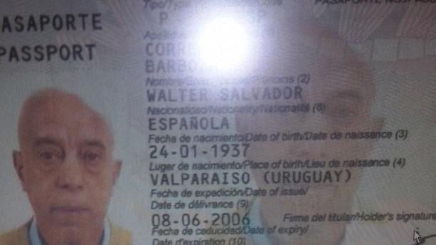 Amodio Pérez no pudo viajar a España por cierre de fronteras