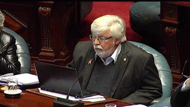 Senadora Alonso pide a Vázquez nombrar un ministro del Interior de consenso