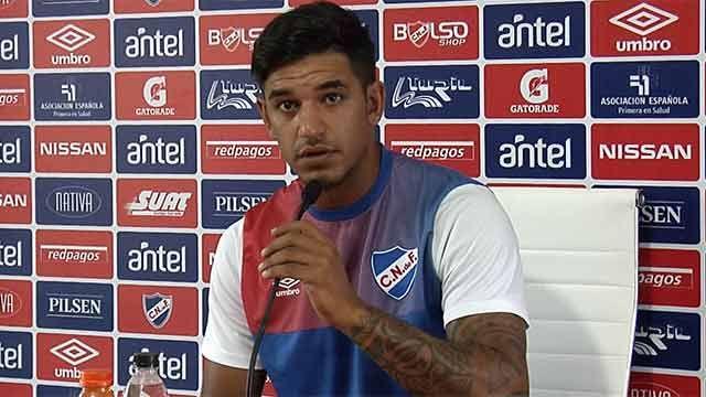 Polenta: Me vendieron a muchos equipos pero sigo siendo capitán de Nacional