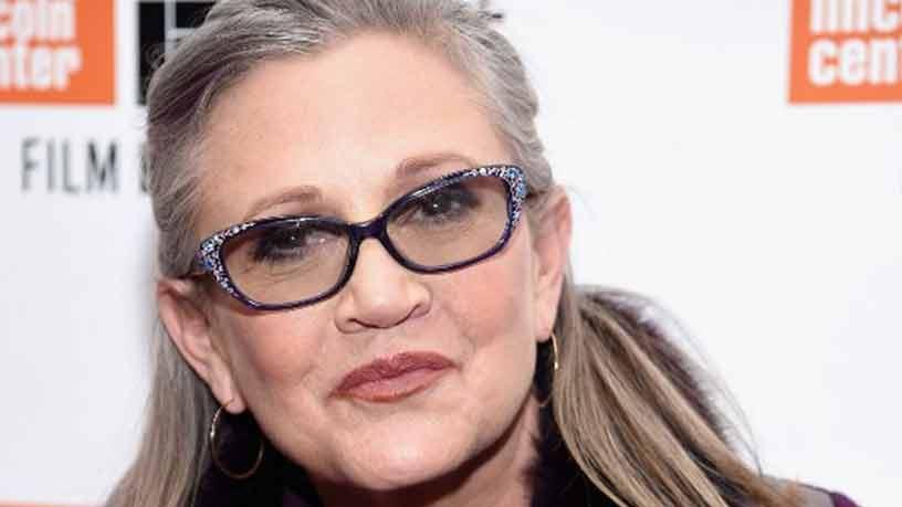 Disney podría cobrar por la muerte de Carrie Fisher