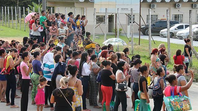 Responsables de masacre en Brasil serán transferidos a cárceles federales