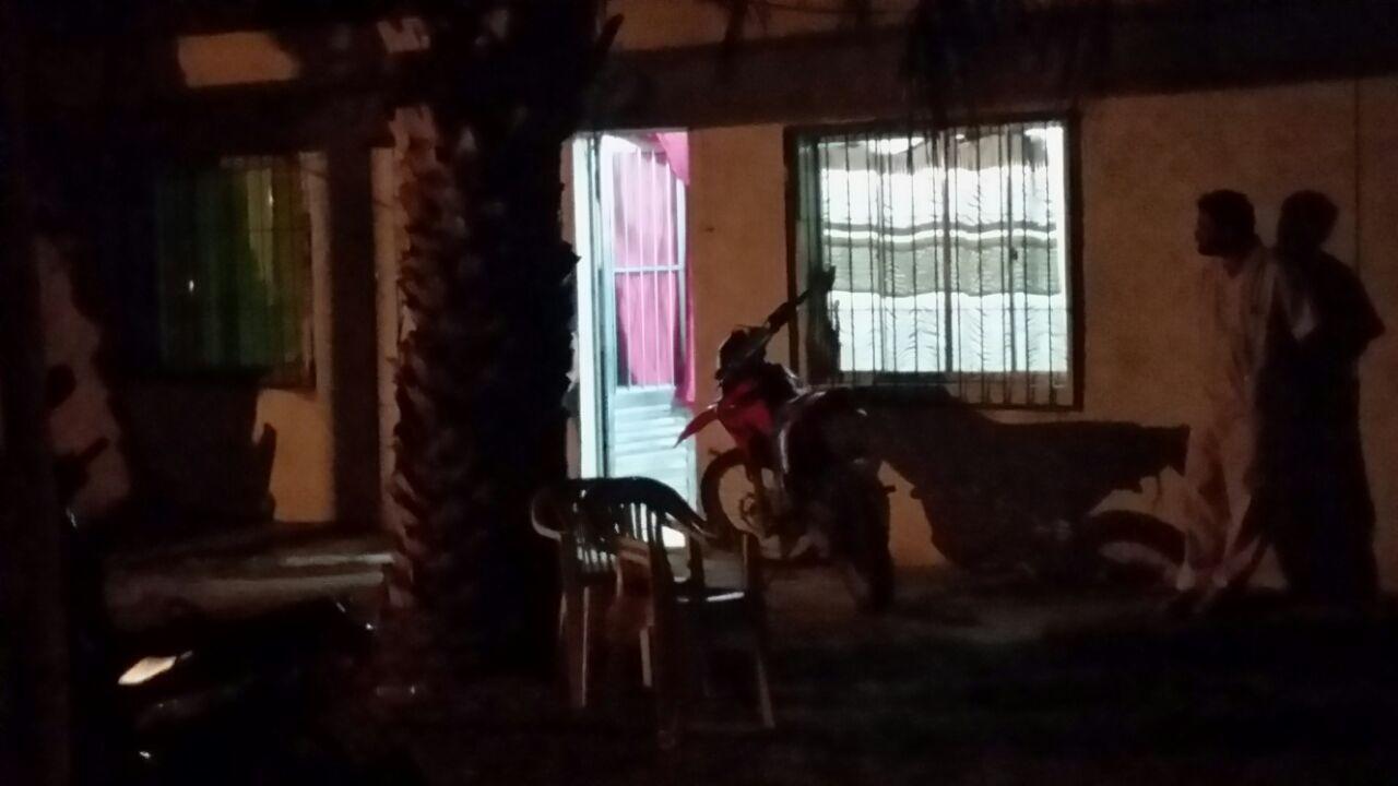 Joven fue asesinado de un disparo a quemarropa en la cabeza en el Chuy