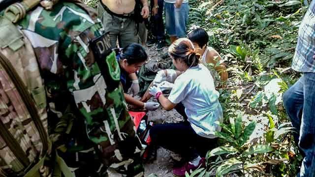 Un cocodrilo muerde a una turista que quería hacerse un selfie en Tailandia