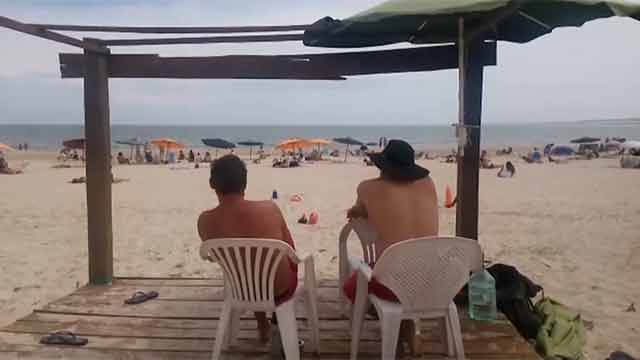 Guardavidas de Rocha denuncian falta de torres y casillas para vigilancia