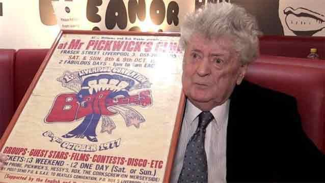 Murió a los 86 años quien descubrió los Beatles y fue su primer mánager