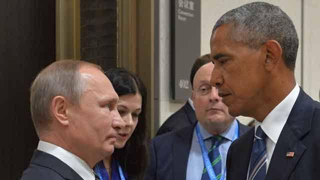 "Vladimir Putin: ""no vamos a caer en una diplomacia irresponsable"""