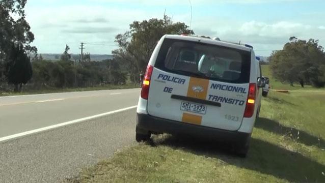 Consejos y advertencias de la Policía de Tránsito antes de hacer ruta