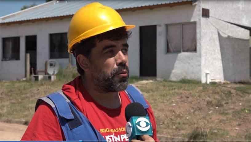 Andrade le respondió a Botana por rechazar ayuda del SUNCA en Melo