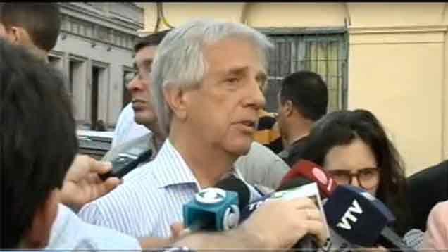 """""""No fue para nada un tarifazo"""", dijo Vázquez sobre el aumento anunciado"""