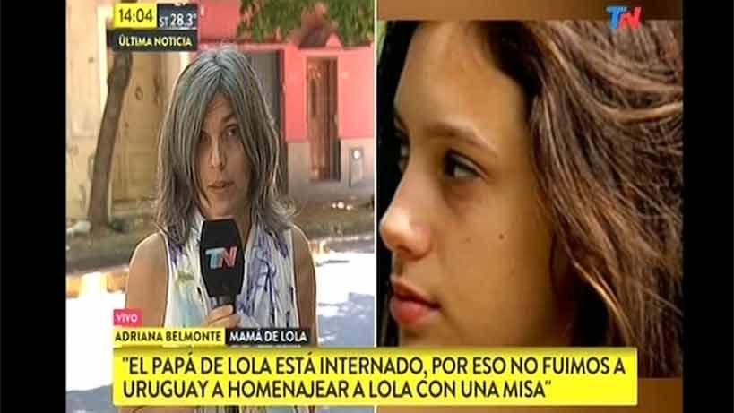 Madrina de Lola Chomnalez no volvió a hablar con la familia tras el crimen