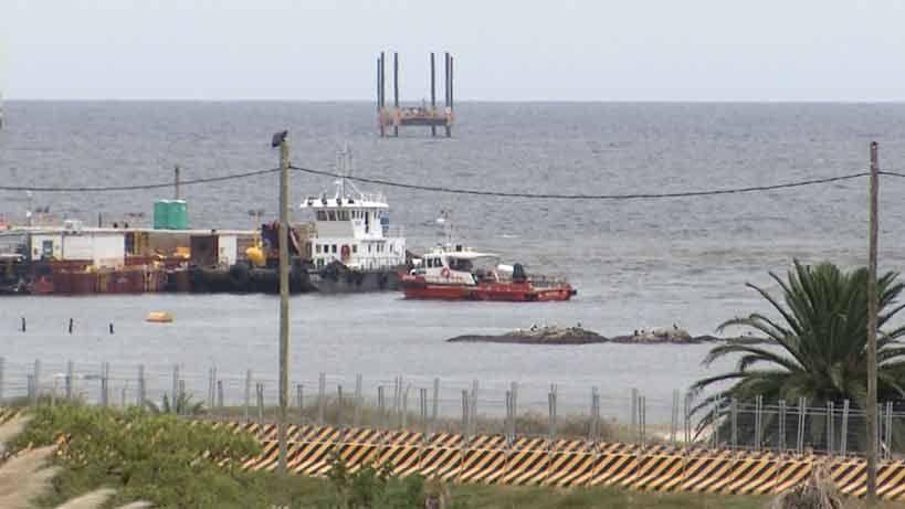 Petrolera Shell presentó una propuesta al gobierno por la regasificadora