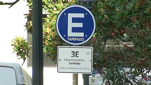 Fuerte aumento del estacionamiento tarifado en Montevideo