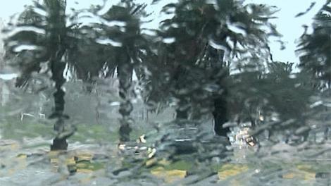 INUMET actualizó advertencia amarilla por tormentas intensas