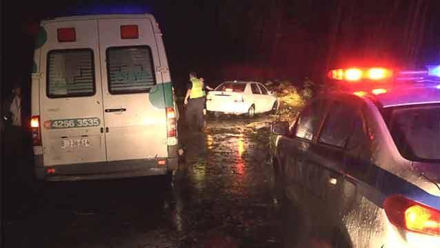 Una mujer fallecida y 30 heridos dejó la tormenta que afectó San Carlos