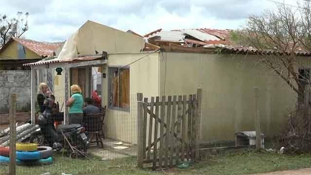 """""""Pensé que moríamos todos"""", dramático testimonio de vecina de San Carlos"""