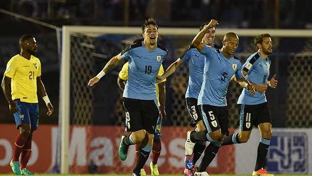 La Celeste termina el año en el noveno puesto del ranking FIFA