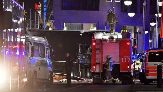Alemania busca a un tunecino de 24 años como presunto autor del atentado