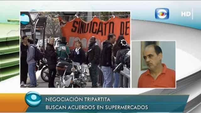 Trabajadores de supermercados esperan que hoy se firme el convenio colectivo