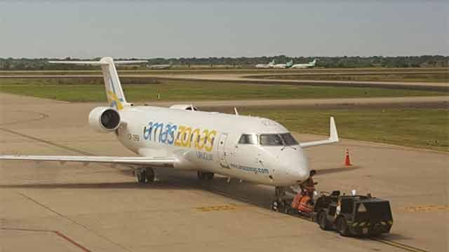 Amaszonas pide al gobierno rehabilitar vuelos a varios destinos