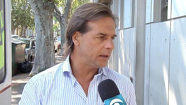 Lacalle Pou lidera las preferencias espontáneas como futuro presidente