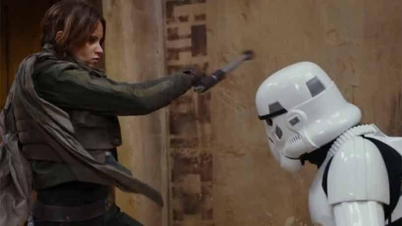 Star Wars lidera la taquilla en EE.UU. y da a Disney nuevo récord de recaudación